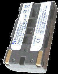 Batterie pour SAMSUNG VP-L850