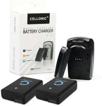 2x Batterie Nikon EN-EL14