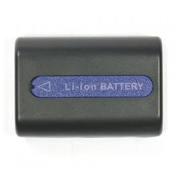 Batterie Sony NP-FM55H 1400mAh