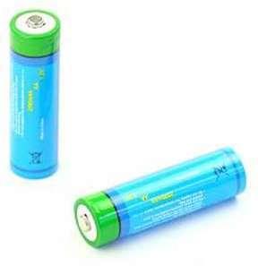 2x Batterie Pentax K-x - 2600mAh