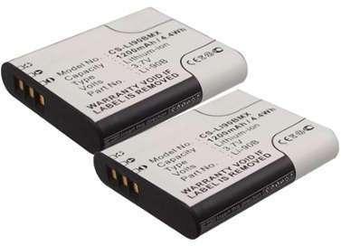 2x Batterie Olympus Tough