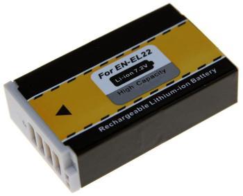 Batterie EN-EL22 pour appareil
