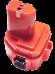Batterie pour MAKITA 6227DWLE
