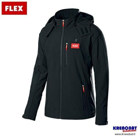 bosch veste chauffante complte 10 8v taille s poche. Black Bedroom Furniture Sets. Home Design Ideas