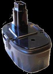Batterie pour DEWALT DW989