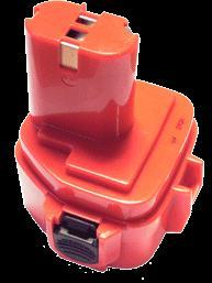 Batterie pour MAKITA 6316DWB