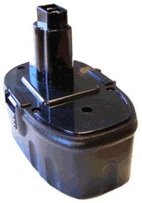 Batterie type DEWALT DE9039