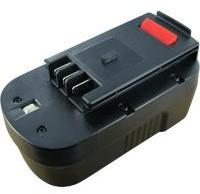 Batterie type BLACK DECKER