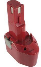 Batterie pour MILWAUKEE 0407-6
