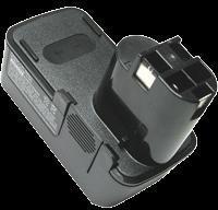 Batterie pour BOSCH 2607335031