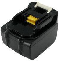 Batterie pour MAKITA BJV140RFE