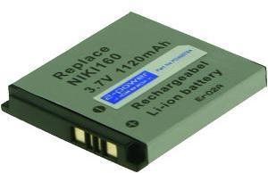 Batterie de PDA 3 7V 1120mAh