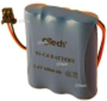 Batterie de téléphone 3 6V