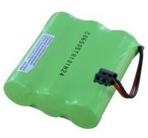Batterie pour PANASONIC KX-T3842