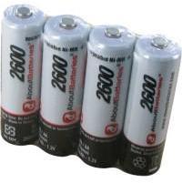 Batterie pour NIKON COOLPIX