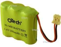Batterie pour BINATONE E3300