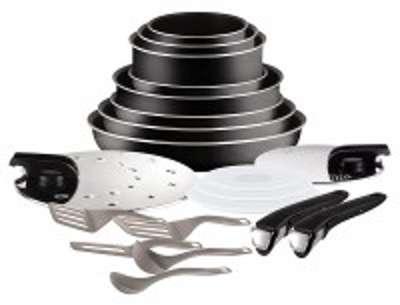 Set poêles et casseroles TEFAL