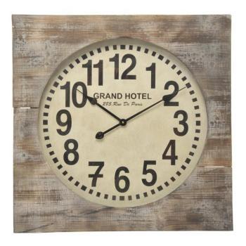 Horloge murale Grand Hôtel