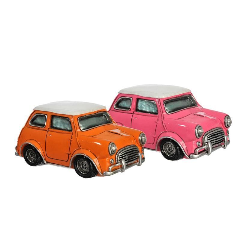 Tirelire vintage voiture Mini