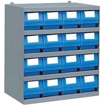 Casier 16 tiroirs pour rangement