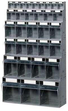 Bloc tiroir avec 32 tiroirs
