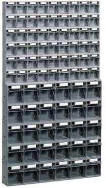 Bloc tiroir avec 84 tiroirs