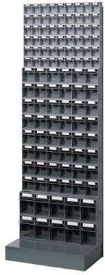 Bloc tiroir avec 112 tiroirs