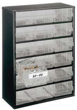 Bloc métallique à tiroirs