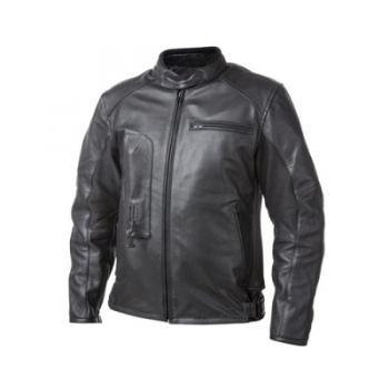 Blouson cuir moto Airbag Helite
