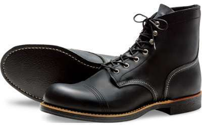 Chaussures Red Wing 8114 Iron