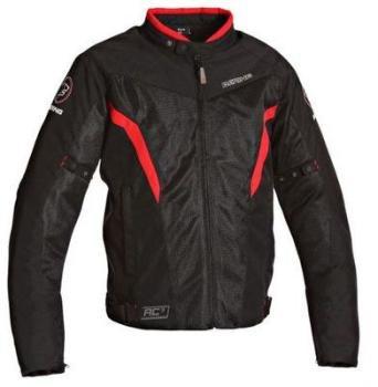 Blouson moto homme textile