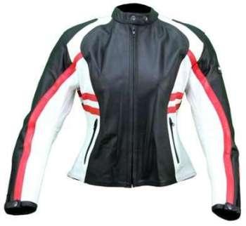 Kc016 Blouson moto FEMME cuir
