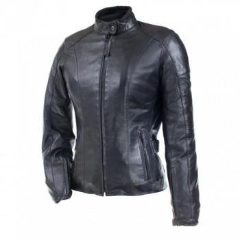 BLOUSON EMMA LEATHER CUIR