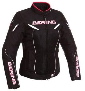 Blouson moto femme textile