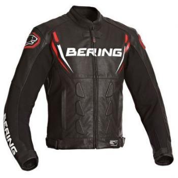 Blouson moto homme cuir Bering