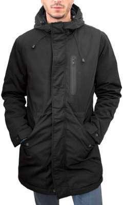 Parka homme fashion noir