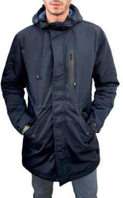 Parka homme fashion marine