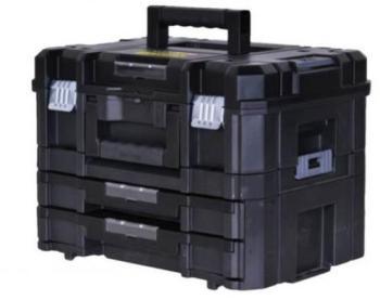 Kit malette 2 tiroirs TSTAK