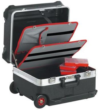 Valise container trolley -