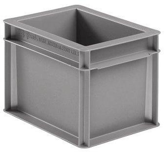 Caisse plastique Europe grise