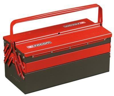 Boîte à outils 5 cases grand