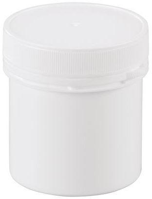 Pot plastique à couvercle