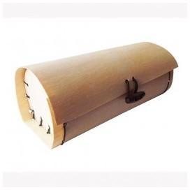 Lot de 2 boîtes en bois