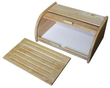 Boîte à pain planche à découper