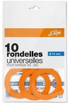 Set de 10 rondelles universelles