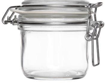 Bocal hermétique 20cl en verre