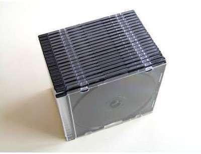 8cm Boitier Mini CD slimcase