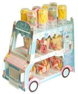 Présentoir marchand de glaces