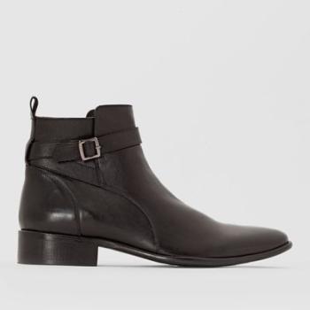 Boots cuir - CASTALUNA FOR