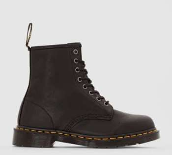 Boots cuir à lacets Eye Boot
